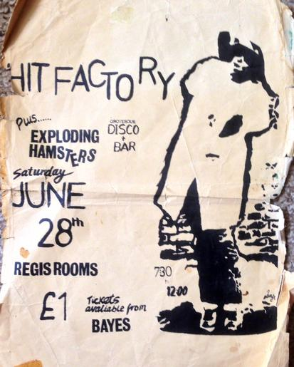 Hit Factory & Exploding Hamsters gig