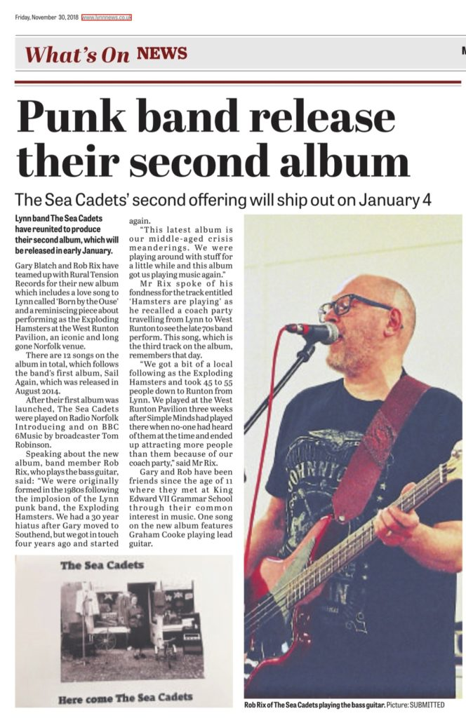 Lynn News article